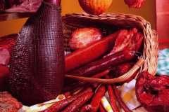 Вкусные рецепты: Соленый перец по-болгарски, Кукурузный пирог с сыром и сырокопчёной ветчиной, Зеленый крем
