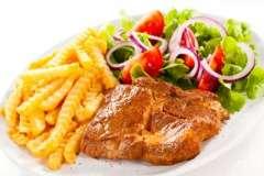 """Вкусные рецепты: Салат закусочный """"Рыжик"""", Салат""""Привереда"""", для постящихся - салат"""